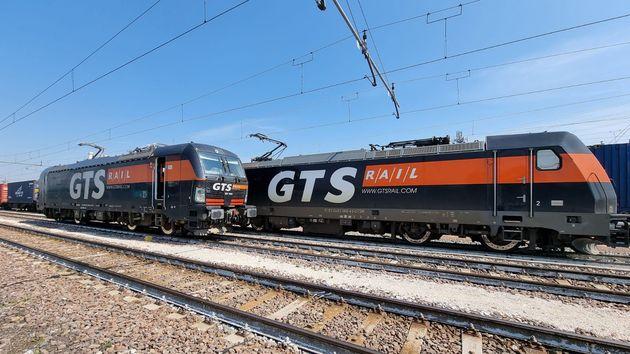 GTS starts direct rail connection between Bari and Rotterdam